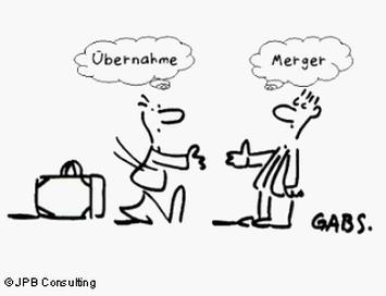Übernahme - Merger