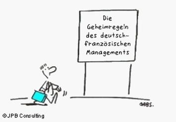 Die Geheimregeln des deutsch-französischen Managements