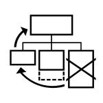Changement, réorganisation et restructuration