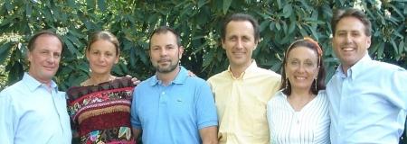 L'équipe JPB, les expertises du management franco-allemand  réunies